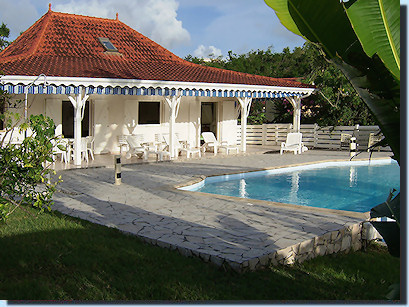 location villa martinique les Aloes